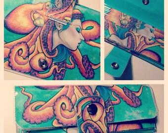 Design Your Own Custom Artwork Vinyl Wallet