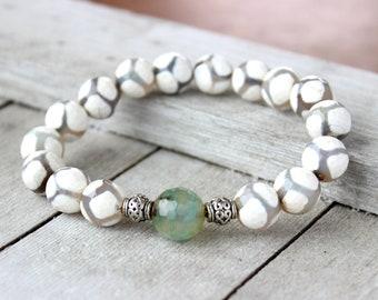 Womens Stack Bracelet