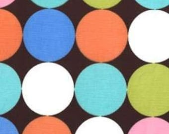 Michael Miller fabric DISCO DOTS