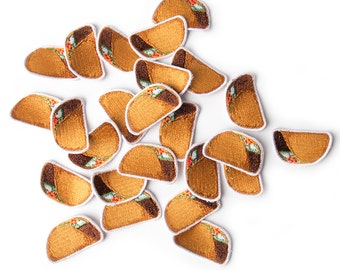 Crunchy Beef Taco Patch