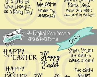We Are 3 Digital Shop -  Spring, Easter