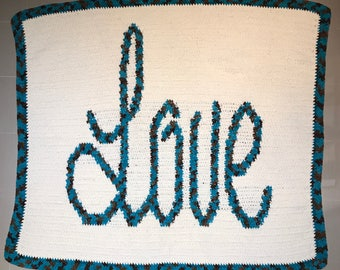 Made To Order - Love Blanket