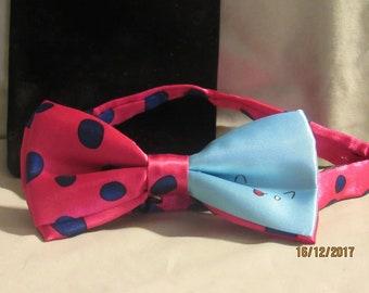 Black Tie Geek Catbug Bow Tie