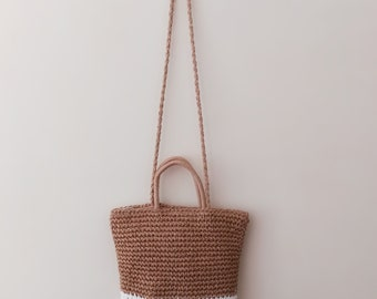 Straw bag, straw beach bag, straw tote bag, straw bag crossbody, gift, beach