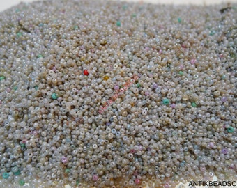 seed beads mix 175 grs