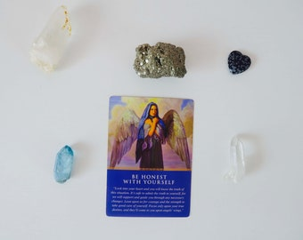 Single Oracle Card Reading