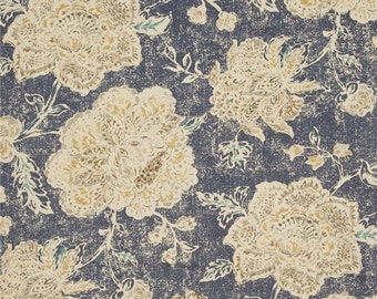 Seabrook Harbor cotton fabric by the yard Magnolia Home Fashions
