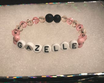 Personalized Childs' Aromatherapy Bracelet