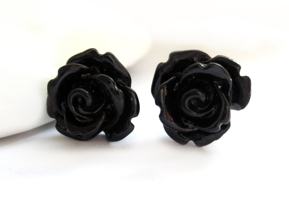 stud blooming rose the bluestone pics com earrings