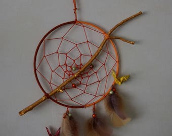 Dream catcher gold and his magic pearls