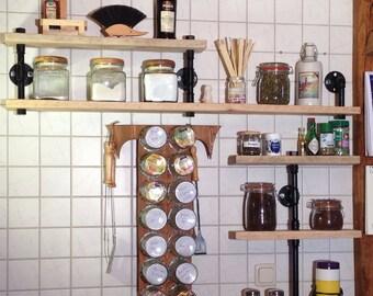 Shelf individually