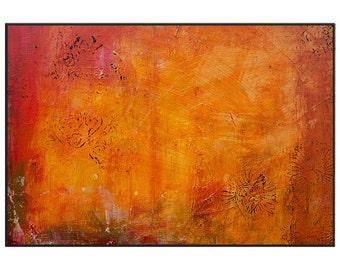 Rubber backed rug, Indian spice tones, orange rust carpet, tan abstract area rug, modern living room, orange floor mat, orange bathroom mat