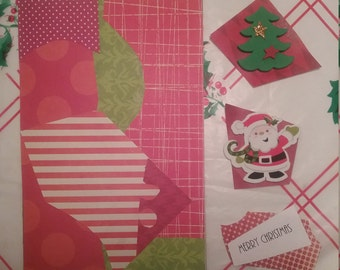 mix and match Christmas cards Bonding Expressions