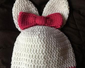 Bunny ear Beanies.