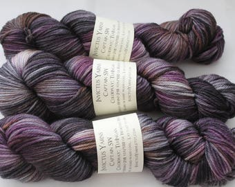 TlhIngan Captain SW 100% superwash merino worsted yarn