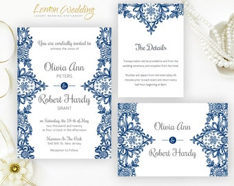 Royal wedding invite etsy elegant lace wedding invitation sets printed on shimmer white car stock cheap wedding invites filmwisefo Gallery
