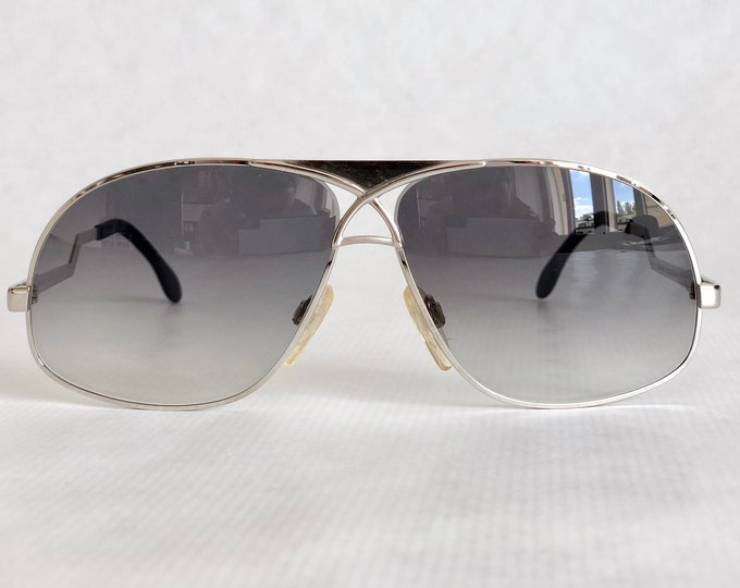 Cazal 737 Col 375 Vintage Sunglasses Made in West Germany New Unworn Deadstock