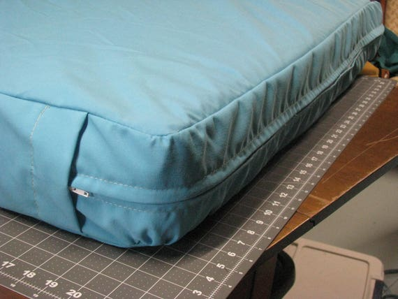 Camper Cushion Cover For Sofa Gaucho Bench With Zipper
