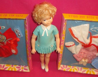 Fab-Lu Mary Lou Doll Pepper Clone with Original Never Removed from Box Outfits