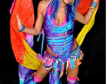 Neo Tribe Rave Costume