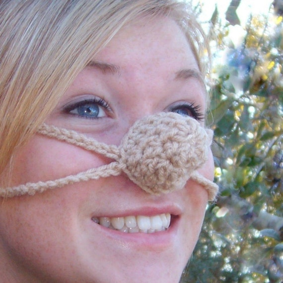 Nose Warmer Barely There Teen Tween Woman Nosewarmer