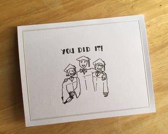 Stick w/ Me: Graduation Cards