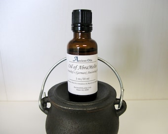Oil of AbraMelin, Magical oil