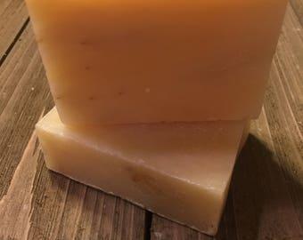 Calendula Aloe Soap-All Natural Soap, Handmande Soap, Homemade Soap, Handcrafted Soap