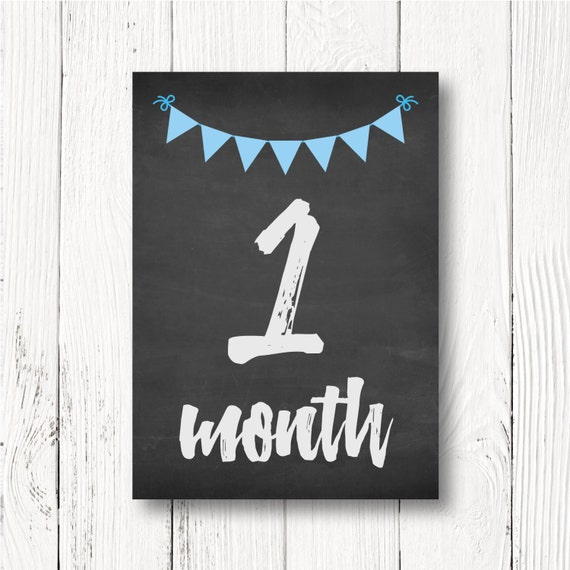 Baby First Year Monthly Baby Signs Month By Month