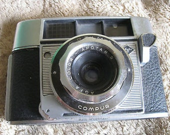 AGFA Optima Compur Apotar S Works Made in Germany C18-8