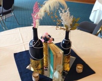 Great Gatsby Centerpieces