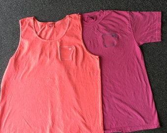 State Outline Tees and Tanks