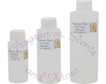 Night Queen Perfume/Body Oil (7 Sizes) - Free Shipping