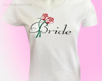 Bride Shirt, Gift for Bride, Bridal Shower Gift, Bachelorette Party, Shirt for Bride, Bridal Gift, Bride Squad, Gift Bride from Mom or MIL