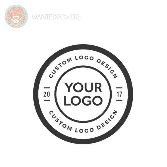 Custom Logo Design 100% Original and Unique Small Business