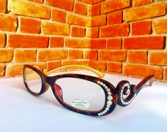 Swarovski reading glasses +1.00 +1.50