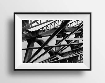 Tyne Bridge - Photography Print