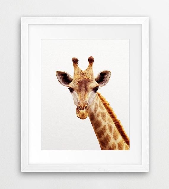 Smart image pertaining to printable giraffe