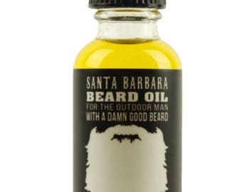 1 oz. Beard Oil Babershop Scent