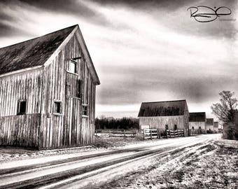 Haunted Barns 1