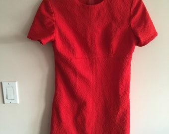 Vintage Handmade Red Tunic