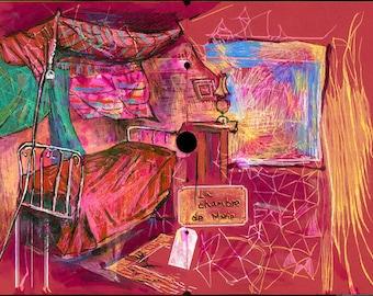 W×G×B×B×|B|×Y×M×G |  Artist's Book - Travel Sketchbook - Road Comics - 1st Edition