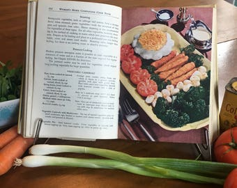 1953 Edition Woman's Home Companion Cookbook