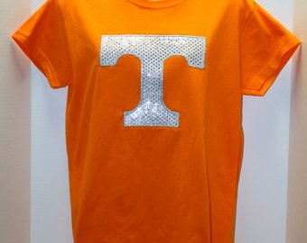 Ladies Tennessee Game Day Tee