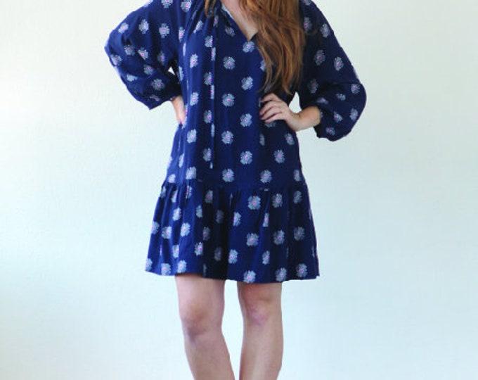 Roscoe Dress & Blouse Pattern by True Bias