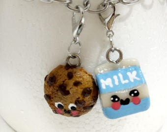 BFF Charms Milk and Cookie