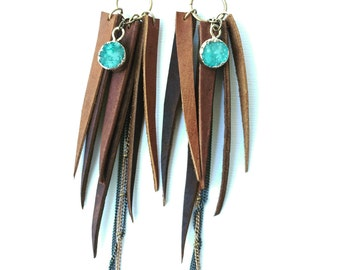 Boho Nomad Earrings