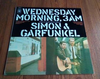 Wednesday Morning 3AM Vinyl Lp Cbs Orange Label S63370 Made In England