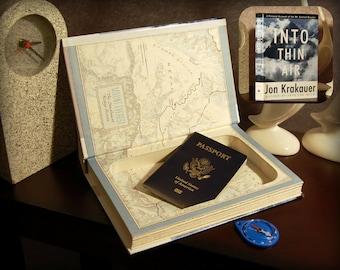 Hollow Book Safe - Into Thin Air - Secret Book Safe
