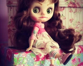 Middie Blythe -OOAK doll- klein Gerda